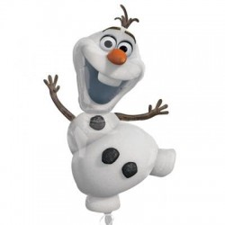 Balão foil super shape Olaf...