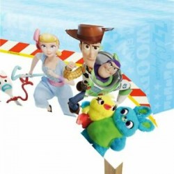 1 toalha 120x180 cm Toy Story