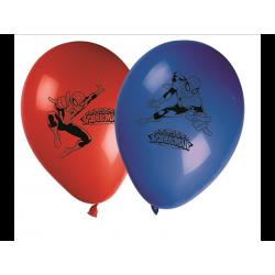 8 Balões 11´ Homem Aranha