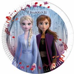 8 pratos 18 cm - Frozen II