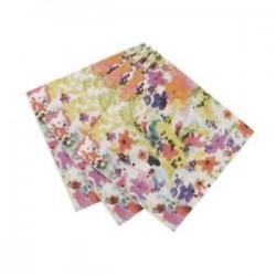 Embalagens Guardanapos Flores