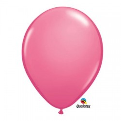 Balões Qualatex Lisos Rosa