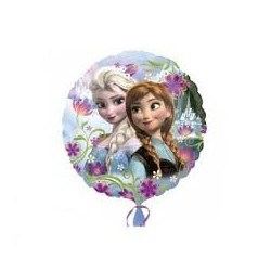 Balão Foil Anna e Elsa