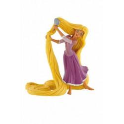 Rapunzel com Pente