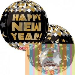 Balão Foil Happy New Year...
