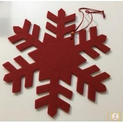 Símbolos de neve Vermelhos...