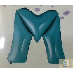 Balão Foil Letra M 32