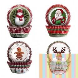 Petifures Cupcakes Natal