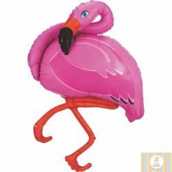 Balão foil 48 Flamingo Rosa