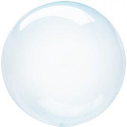 Balão Clearz Crystal Azul