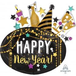 Happy New Year Balão...
