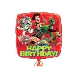 Balão 18 Toy Story Gang...
