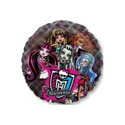 Balão Foil Monster High 66cm
