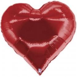"""Shake 30"""" casino heart"""