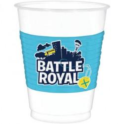8 Copos 473 ml Batlle Royal