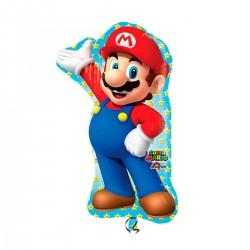 Balão Super Shape Super Mario