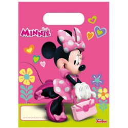 6 sacos ofertas Minnie...
