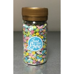 Confettis Mix 55gr Just Add...