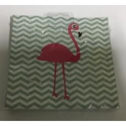 Guardanapos Flamingo 16 uni...