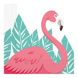 20guardanapos 33x33 flamingo