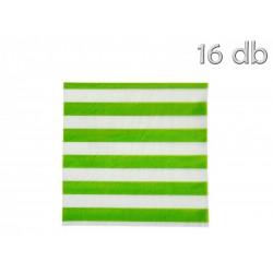 Guardanapos Riscas Verdes
