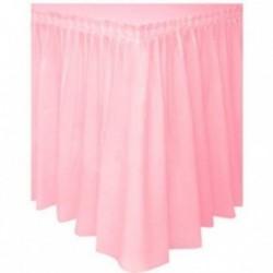 Saia de mesa new pink 73x426cm