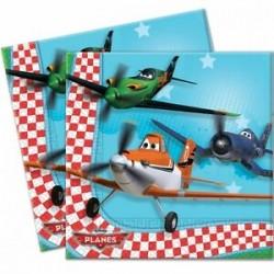Guardanapos Aviões