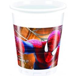 Copos Spiderman