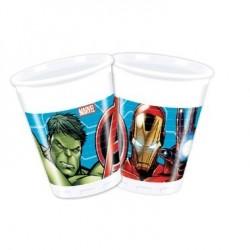 8 copos avengers