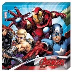 Guardanapos Avengers 20...