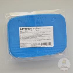 Pasta Loveeesensation Azul...
