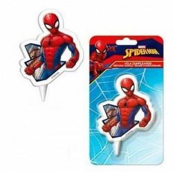 Vela 2d Avengers Homem Aranha