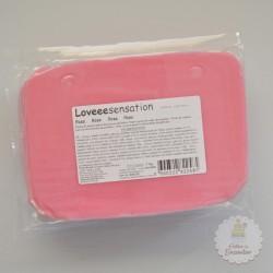 Pasta loveeesensation rosa...