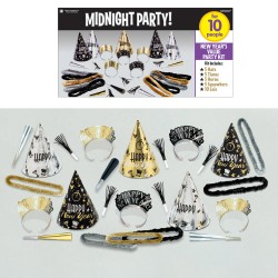 Midnight party - kit for 0