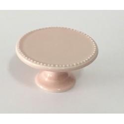 Prato Cupcakes rosa