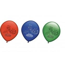 5 baloes PJ Masks