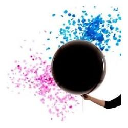 Balão Gigante 24 Preto...