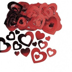 Confetis Hearts Die-Cut Red...
