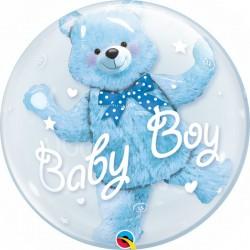 Balão Double Bubble Baby...