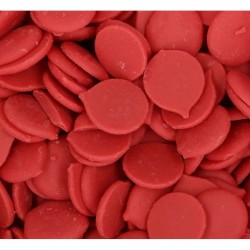 Chococolor Vermelho 250 gr.