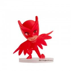 PJmask Owlette ( vermelho )...
