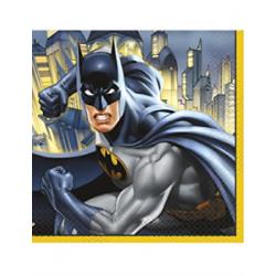 16 guardanapos Batman 33x33cm