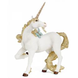 Unicornio Douroado