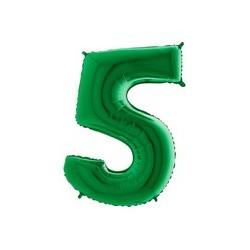 balão verde nº5