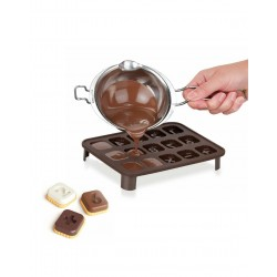 Delicia Kids para chocolate...