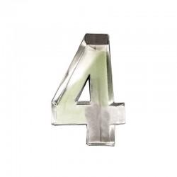 Forma aluminio Nº 4 30cm
