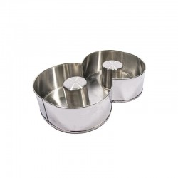 Forma aluminio Nº 8 30cm