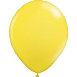 Balão latex 12 amarelo