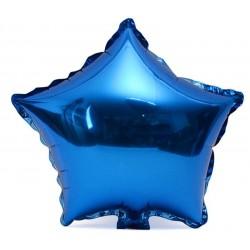 Balão Foil 19' Azul Estrela