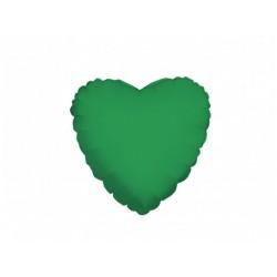 Balão Foil Coração Verde